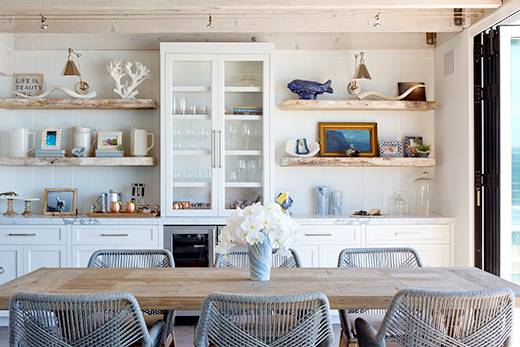 BEACH HOUSE | MALIBU | DESIGN BY D.L. RHEIN, PHOTO BY AMY BARTLAM