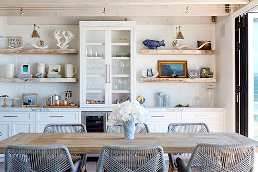 BEACH HOUSE | MALIBU | DESIGN BY D.L. RHEIN, PHOTO BY AMY BARTLAM